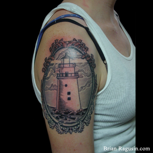 Mechanical concept tattoo in huntington beach ca for Huntington beach tattoo